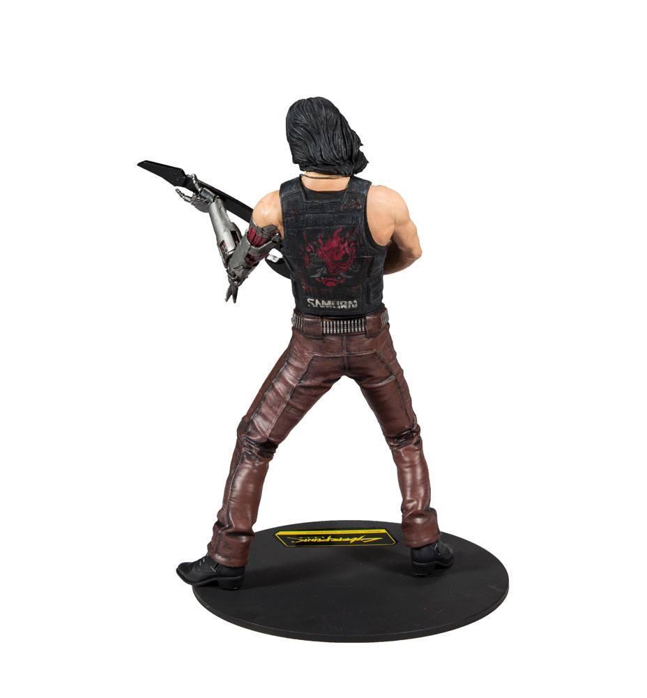 CYBERPUNK 2077 - Johnny Silverhand - Figurine 30cm_3