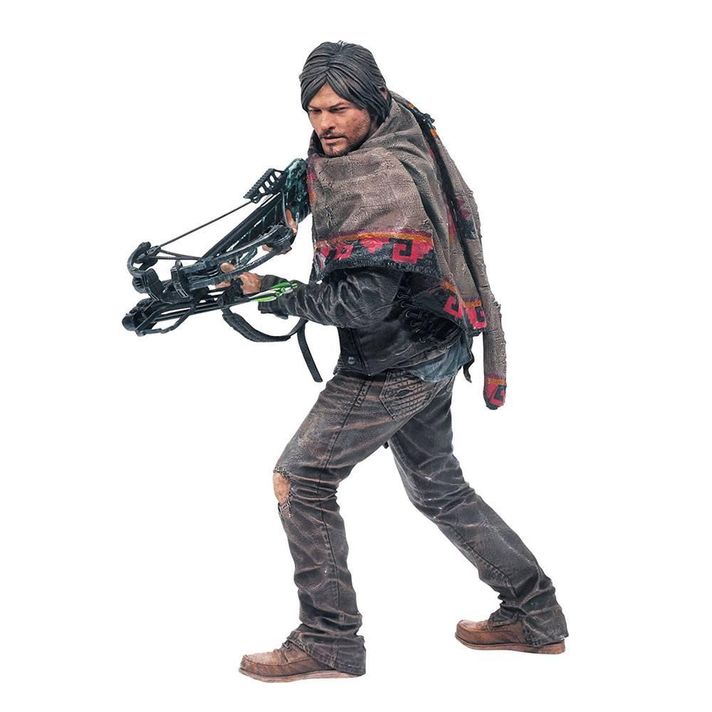 WALKING DEAD - Action Figure Deluxe - Daryl Dixon - 25cm