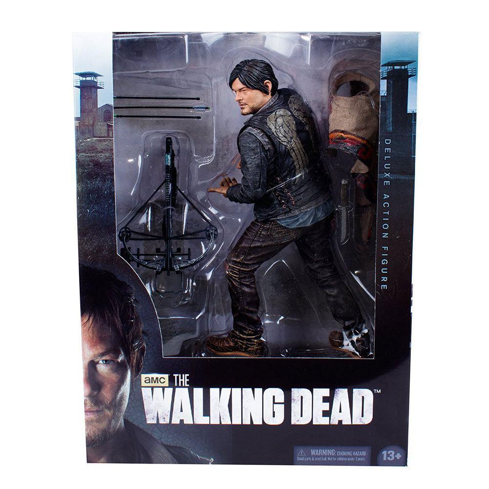 WALKING DEAD - Action Figure Deluxe - Daryl Dixon - 25cm_2