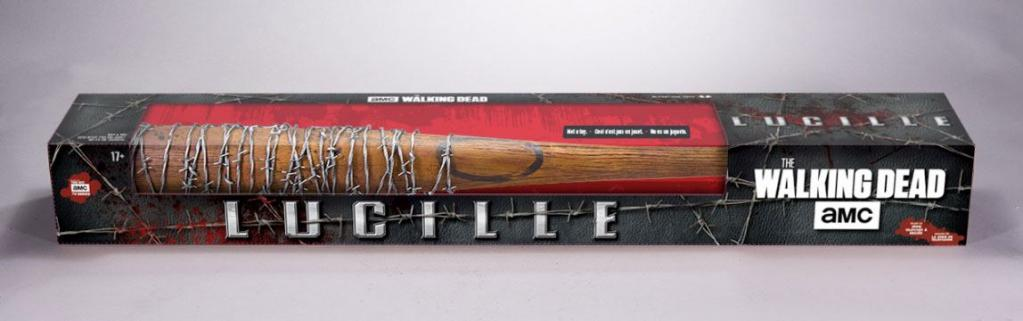 WALKING DEAD - Batte de Baseball Lucille 81cm - Standard Version_2