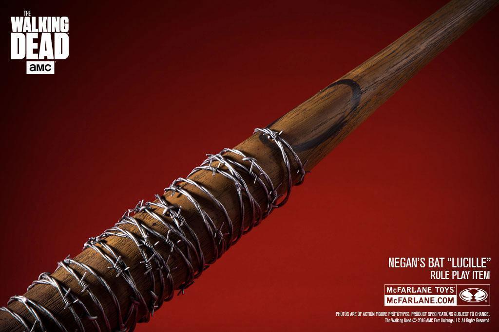 WALKING DEAD - Batte de Baseball Lucille 81cm - Standard Version_6