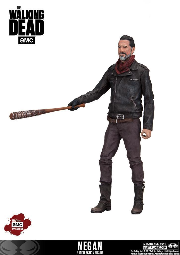WALKING DEAD - Action Figure - Negan - 13cm