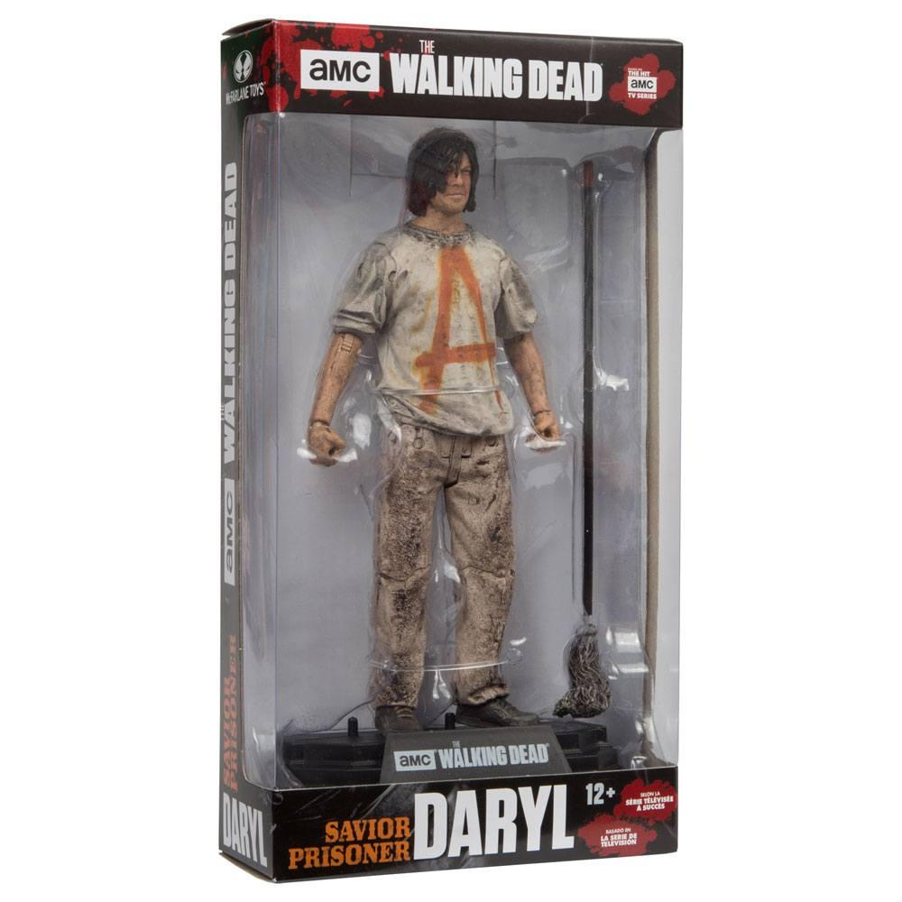 WALKING DEAD - Action Figure - Savior Prisoner Daryl - 13cm_2