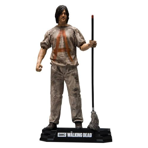 WALKING DEAD - Action Figure - Savior Prisoner Daryl - 13cm