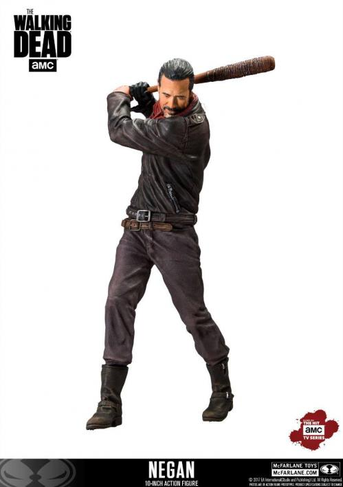 WALKING DEAD - Action Figure Deluxe - Negan - 25cm