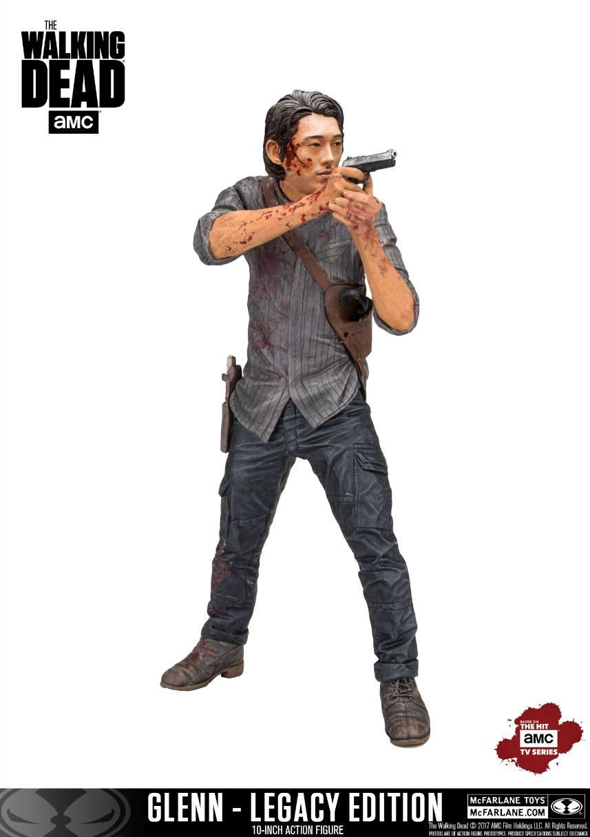 WALKING DEAD - Action Figure Deluxe - Glenn Legacy Edition - 25cm
