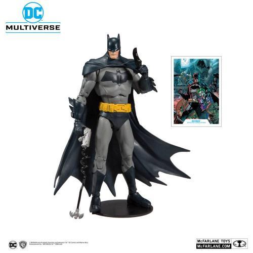 DC REBIRTH - Batman Detective Comics - Figurine articulée 18cm