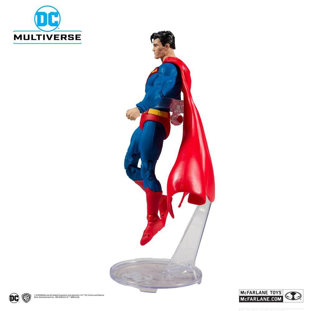 DC REBIRTH - Superman Action Comics #1000 - Figurine articulée 18cm_2