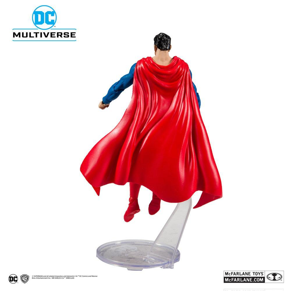 DC REBIRTH - Superman Action Comics #1000 - Figurine articulée 18cm_3