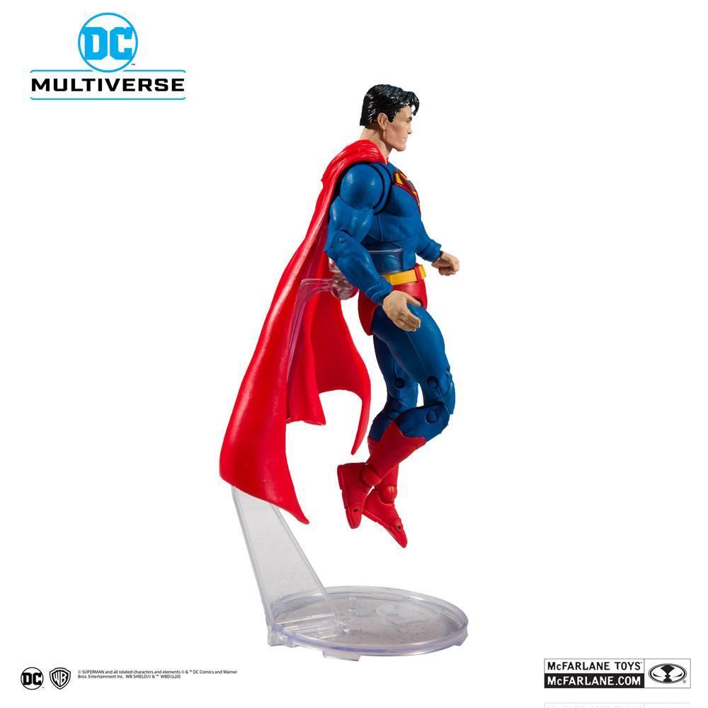 DC REBIRTH - Superman Action Comics #1000 - Figurine articulée 18cm_4