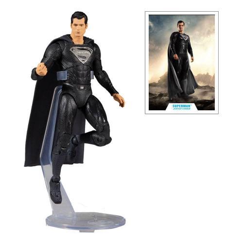 DC JUSTICE LEAGUE - Superman - Figurine articulée 18cm