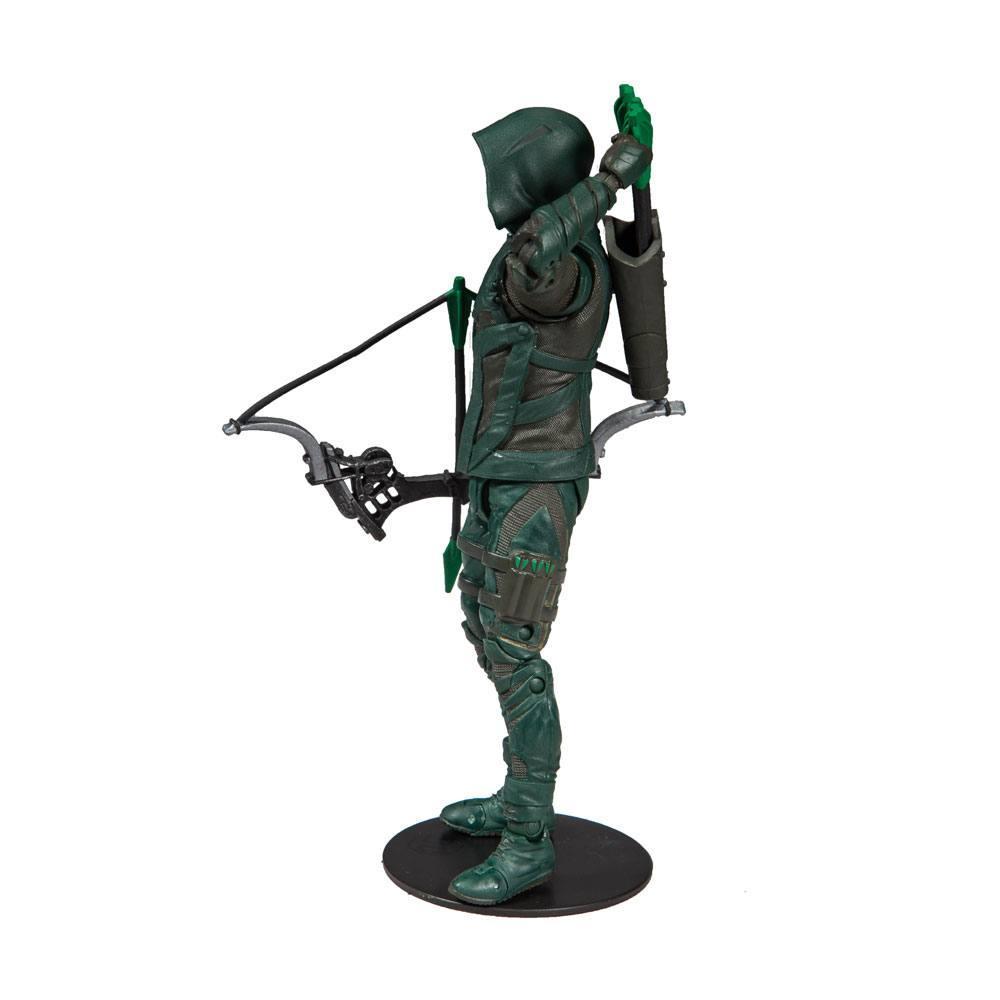 DC COMICS - Green Arrow - Figurine articulée 18cm_2