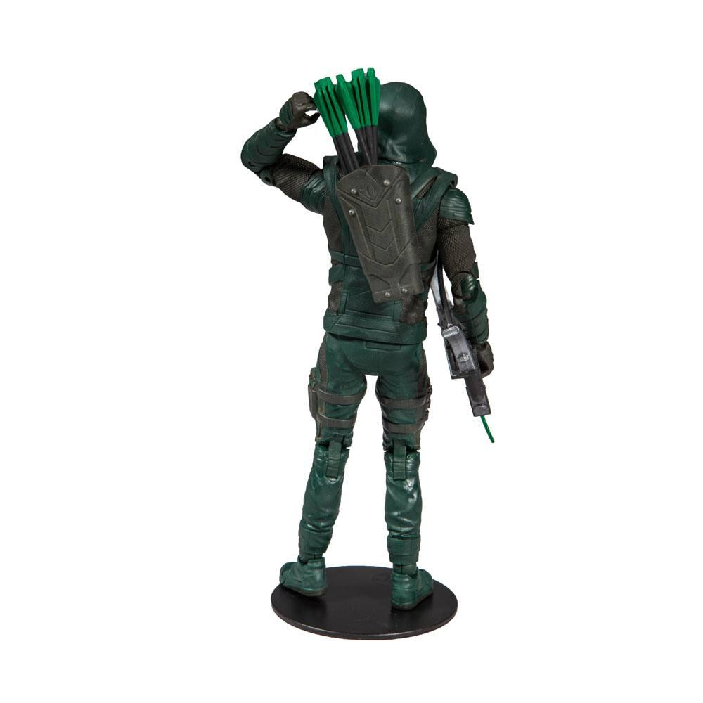DC COMICS - Green Arrow - Figurine articulée 18cm_3