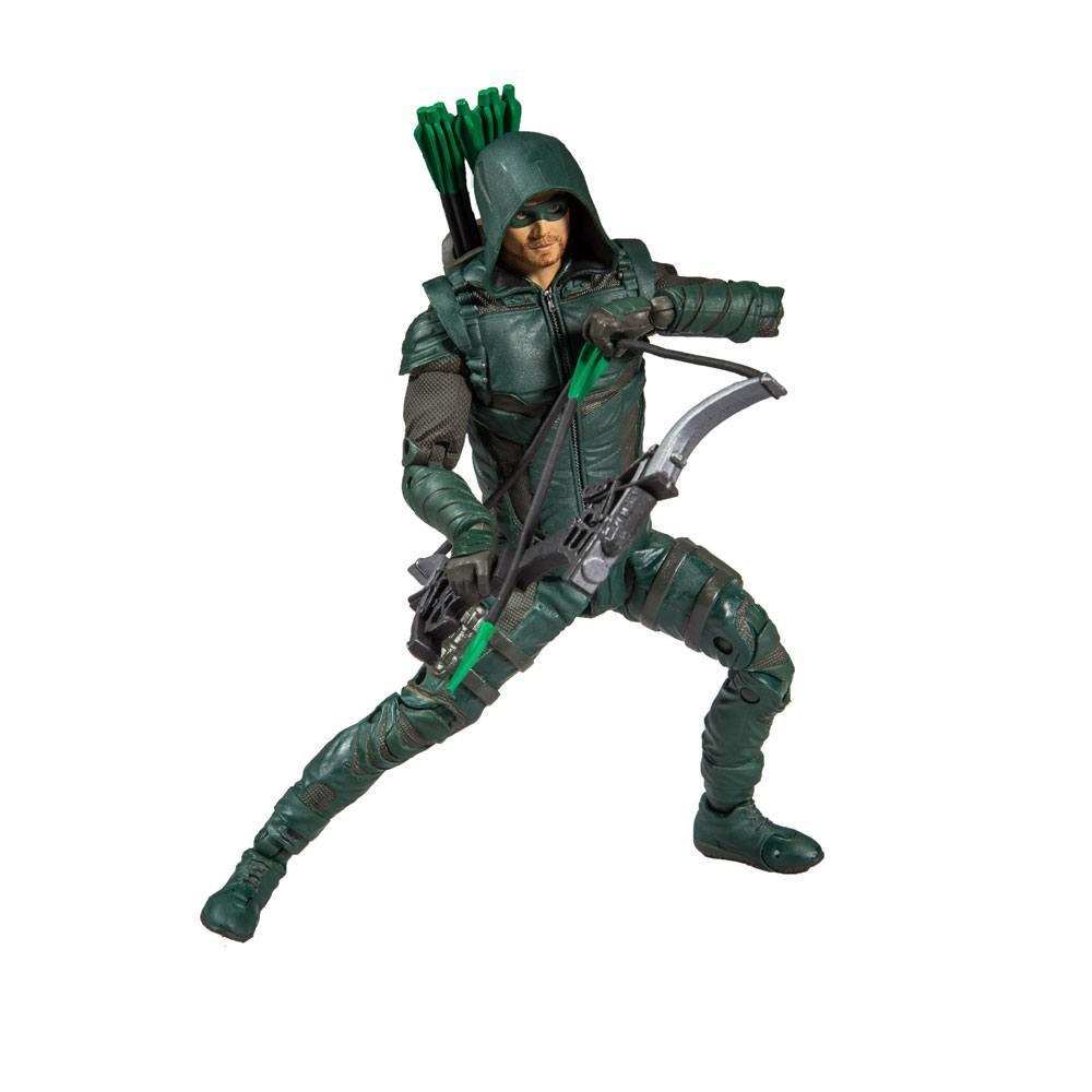 DC COMICS - Green Arrow - Figurine articulée 18cm_5