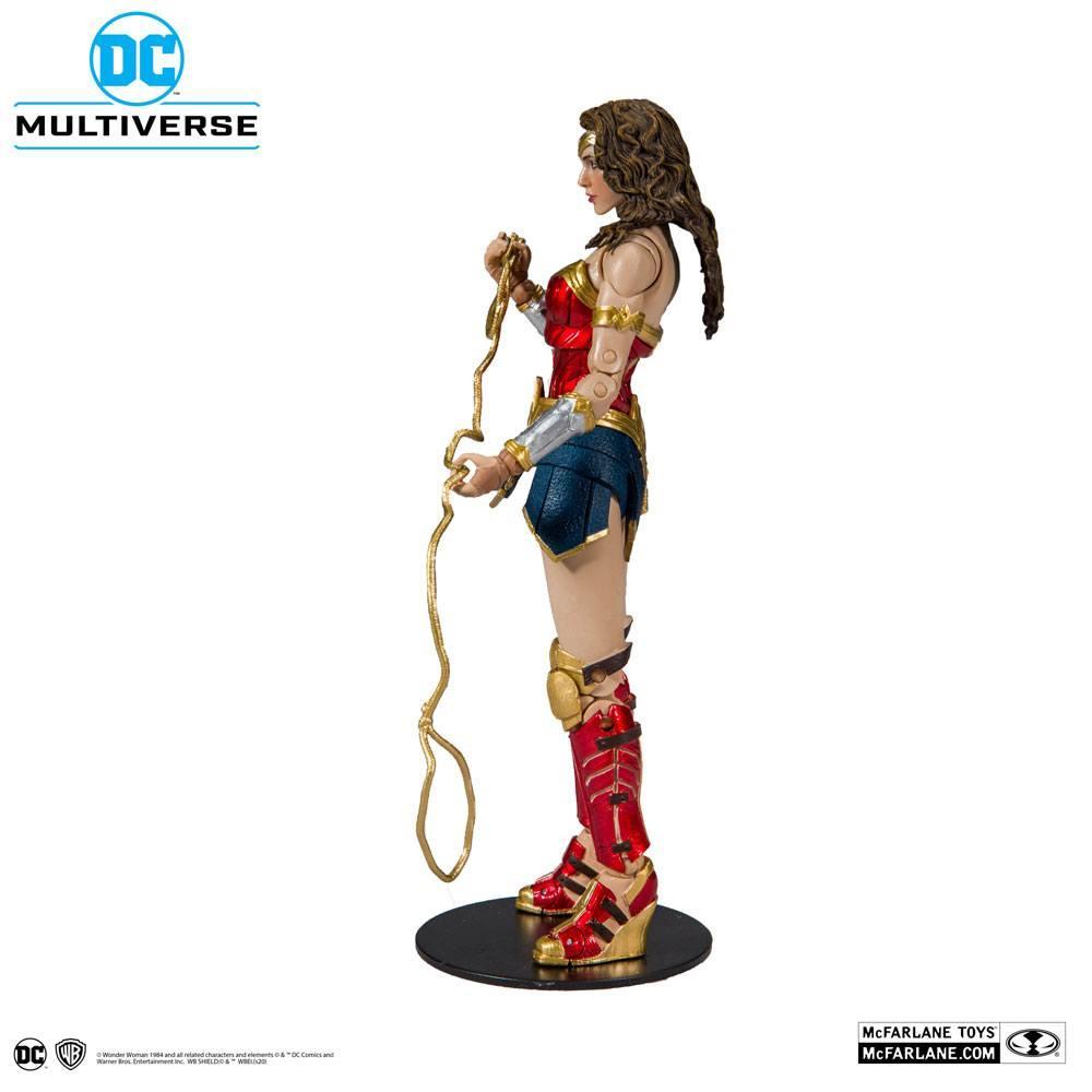 DC MULTIVERSE - Wonder Woman 1984 - Figurine articulée 18cm_2
