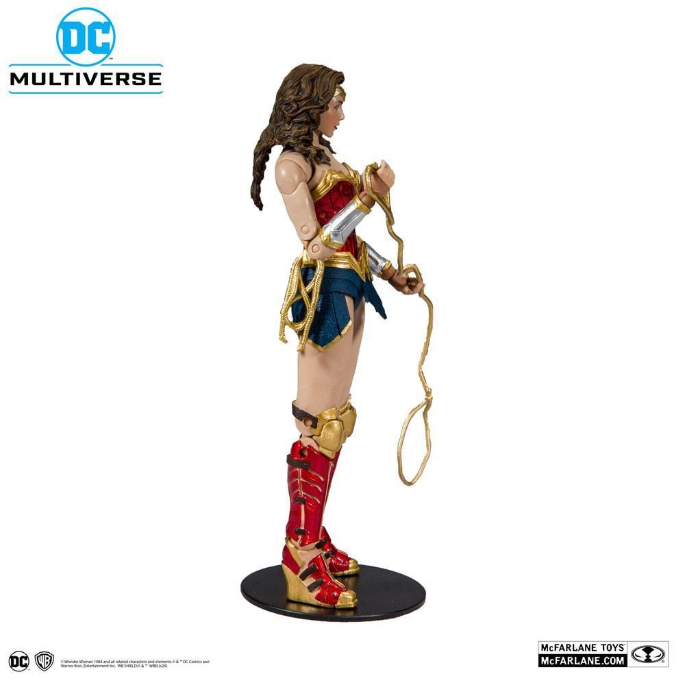 DC MULTIVERSE - Wonder Woman 1984 - Figurine articulée 18cm_4