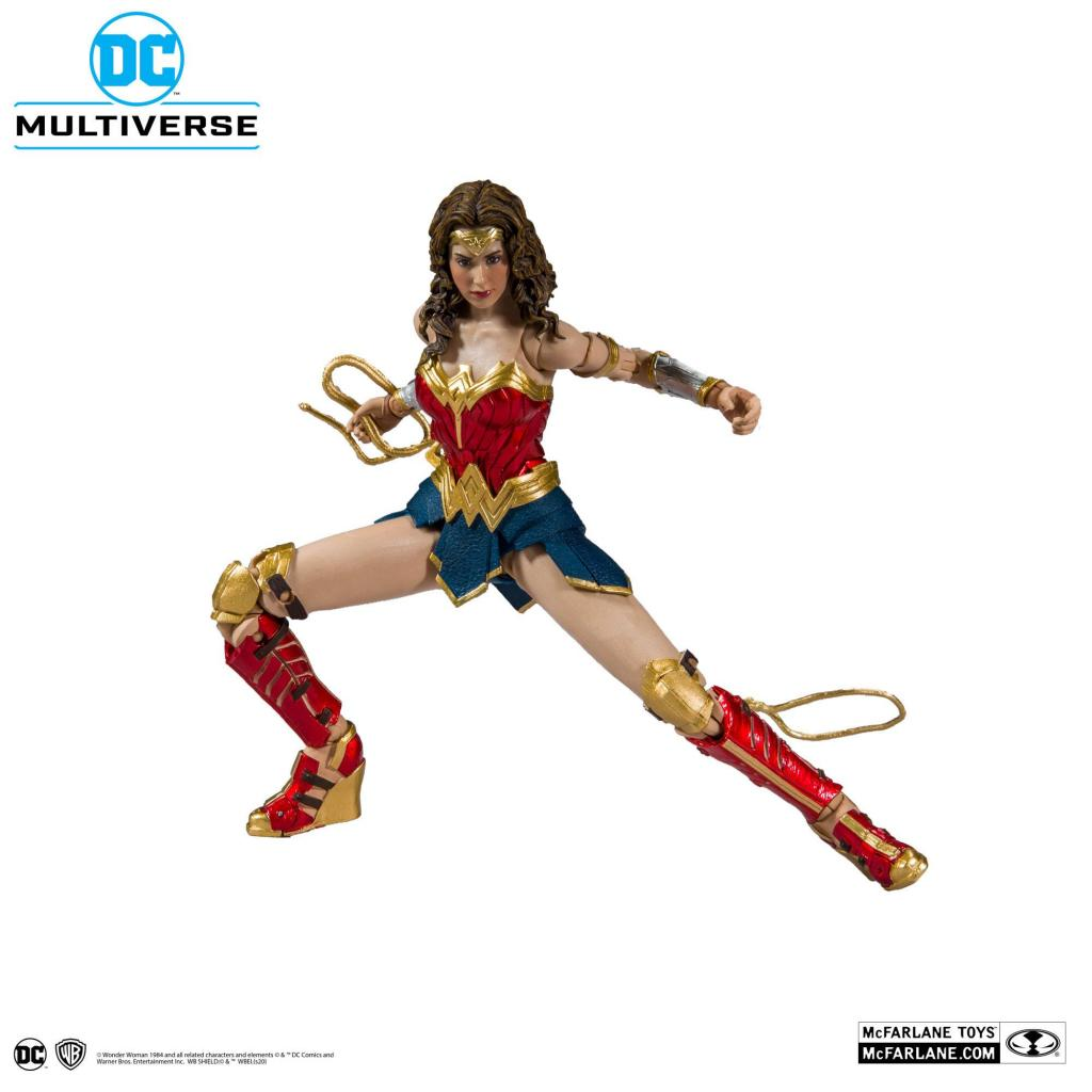 DC MULTIVERSE - Wonder Woman 1984 - Figurine articulée 18cm_5