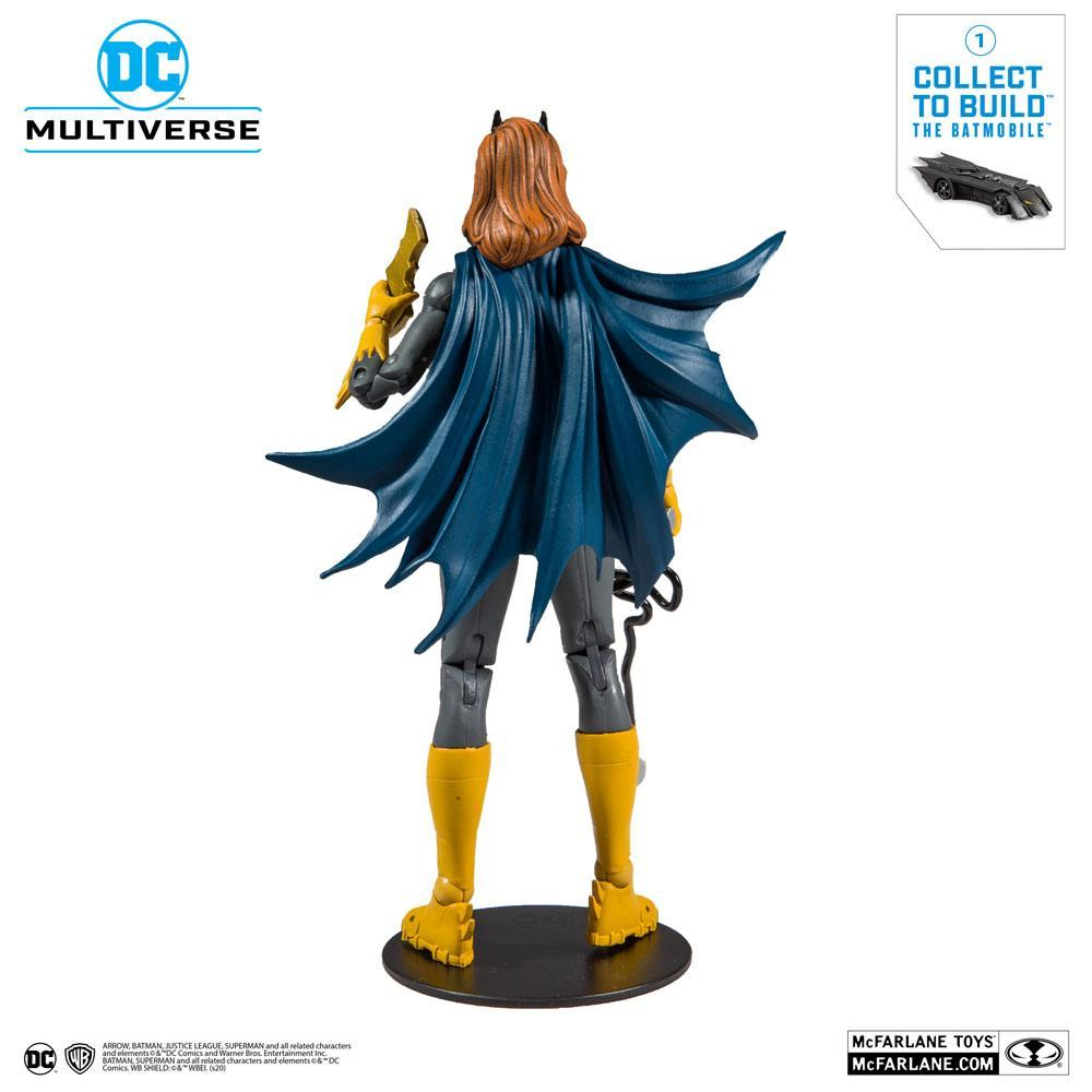 DC REBIRTH - Batgirl Art of the Crime - Figurine articulée 18cm_3