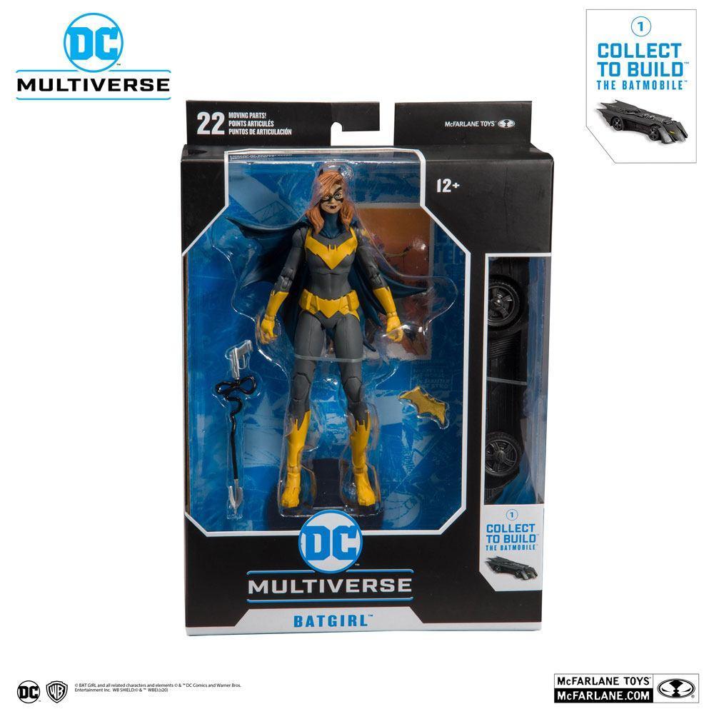 DC REBIRTH - Batgirl Art of the Crime - Figurine articulée 18cm_6