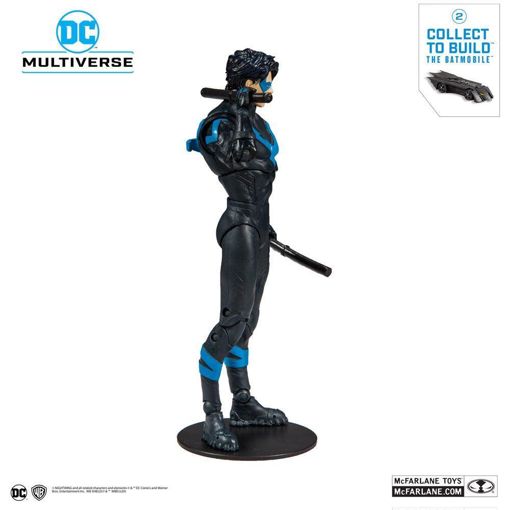 DC REBIRTH - Nightwing Better Than Batman - Figurine articulée 18cm_4