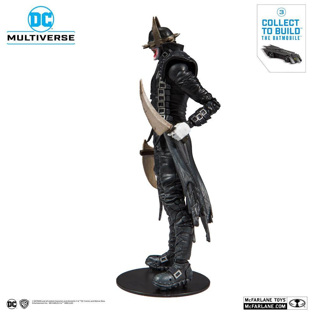 DC COMICS - The Batman who Laughs - Figurine articulée 18cm_2