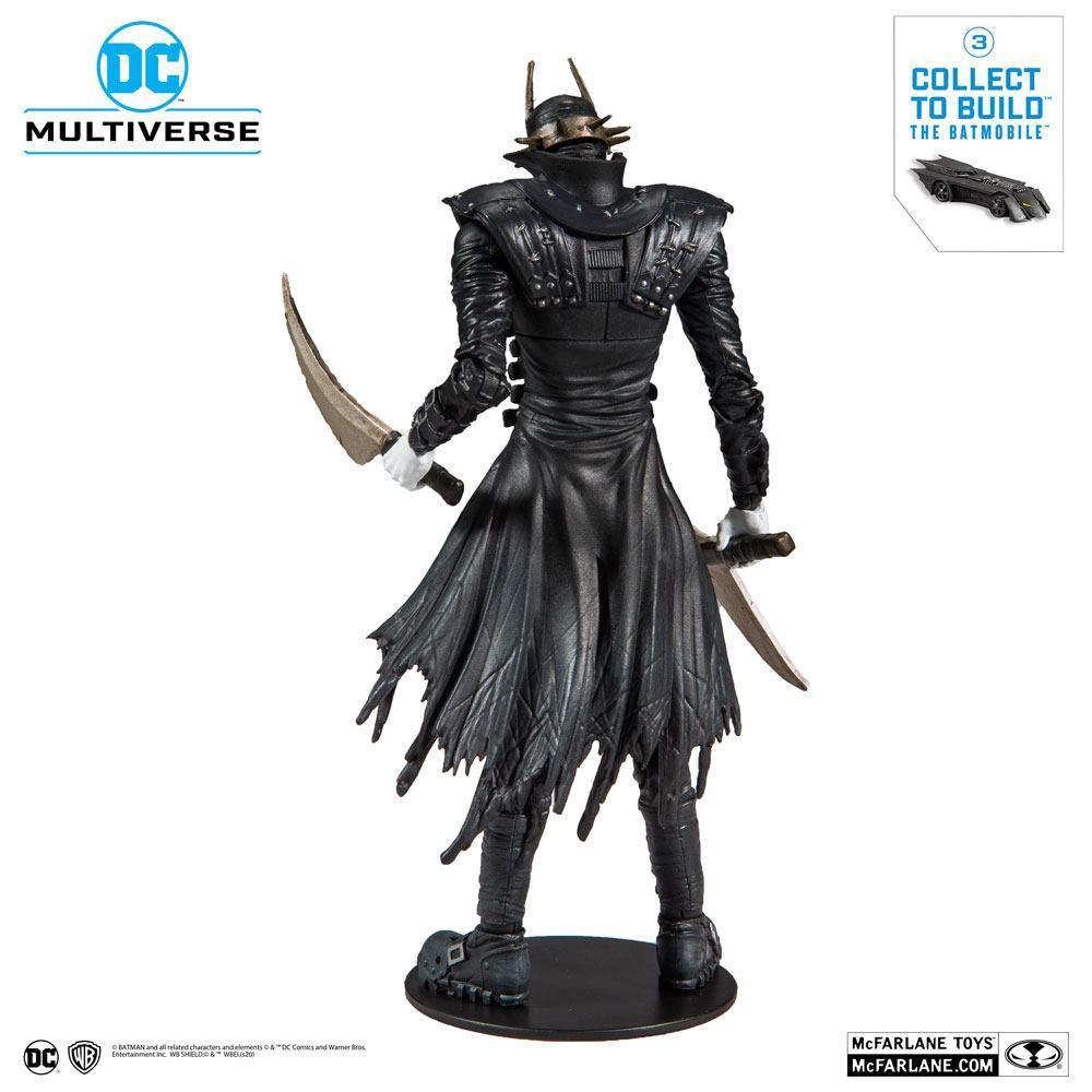 DC COMICS - The Batman who Laughs - Figurine articulée 18cm_3