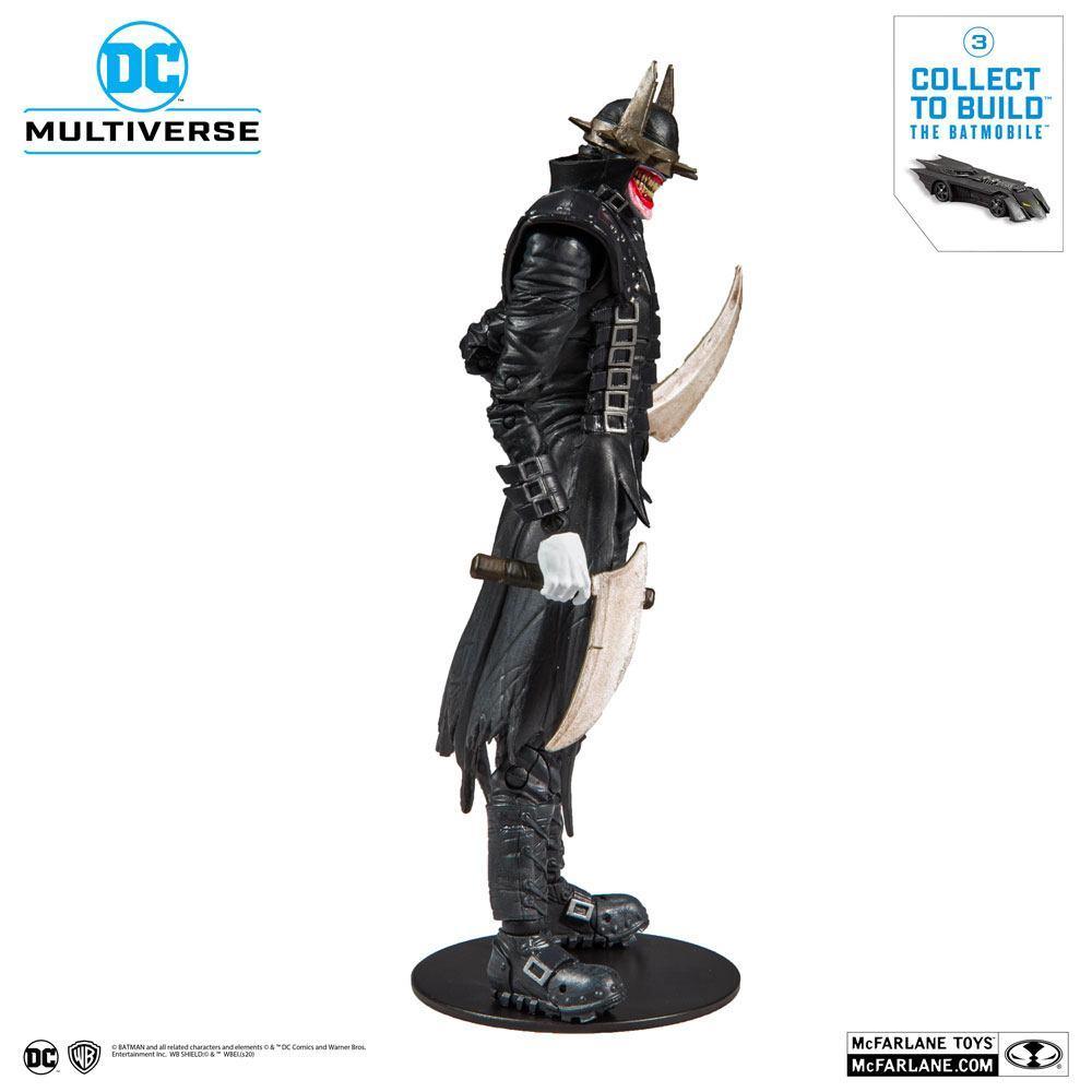 DC COMICS - The Batman who Laughs - Figurine articulée 18cm_4