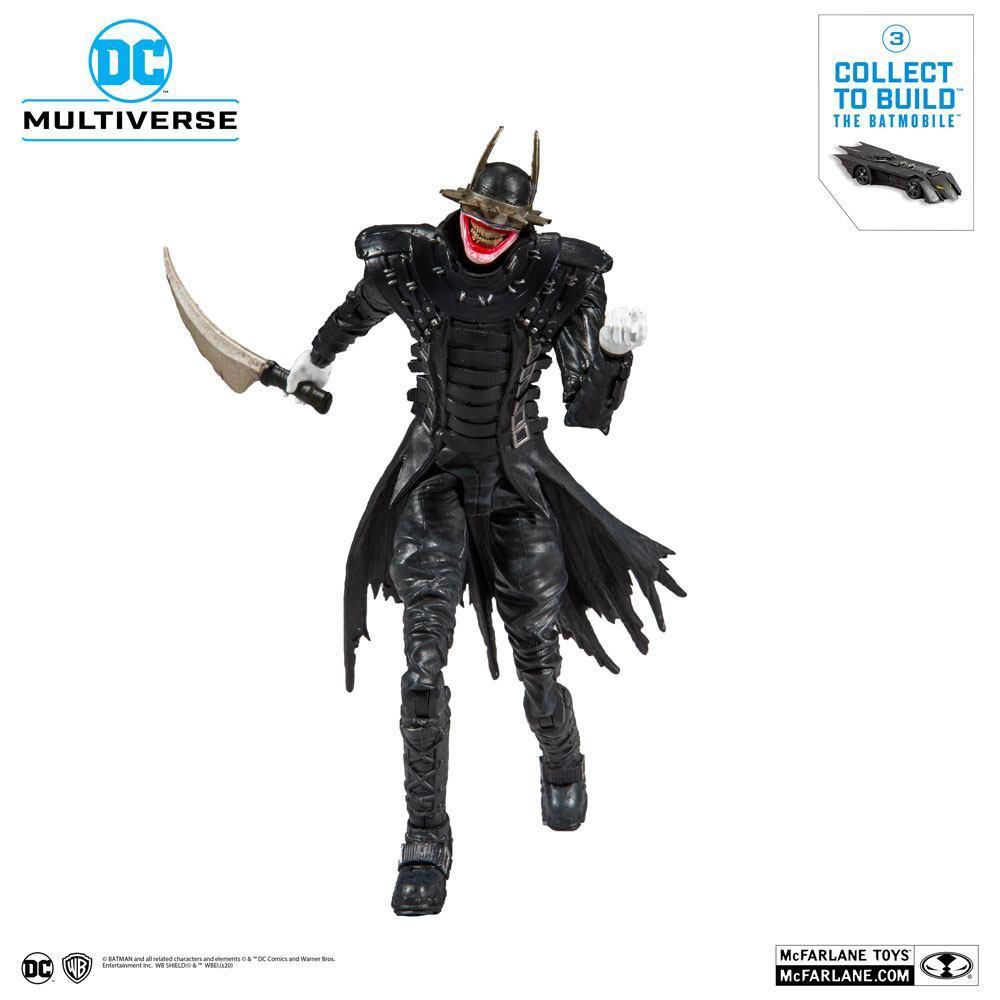 DC COMICS - The Batman who Laughs - Figurine articulée 18cm_5