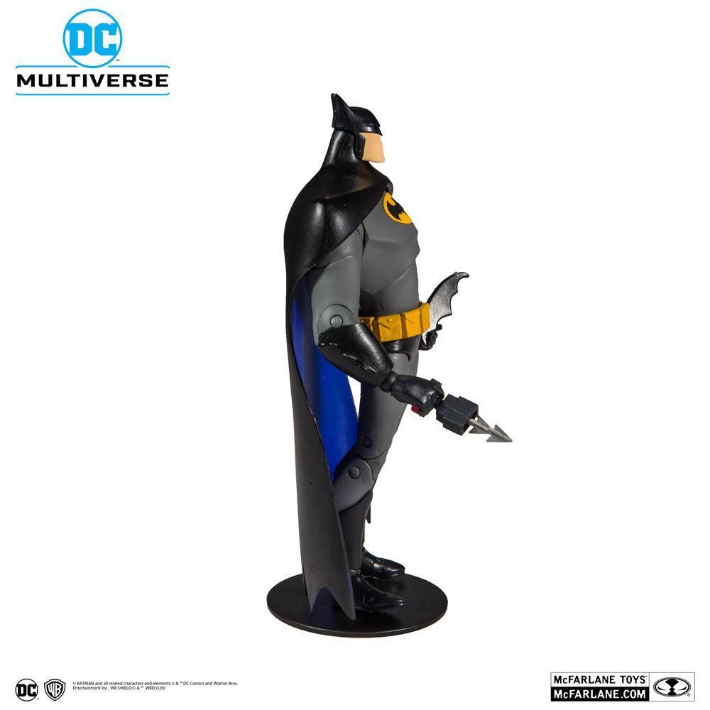 DC COMICS - Batman Animated Series - Figurine articulée 18cm_4