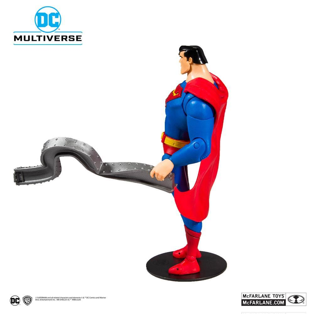 DC COMICS - Superman Animated Series - Figurine articulée 18cm_2