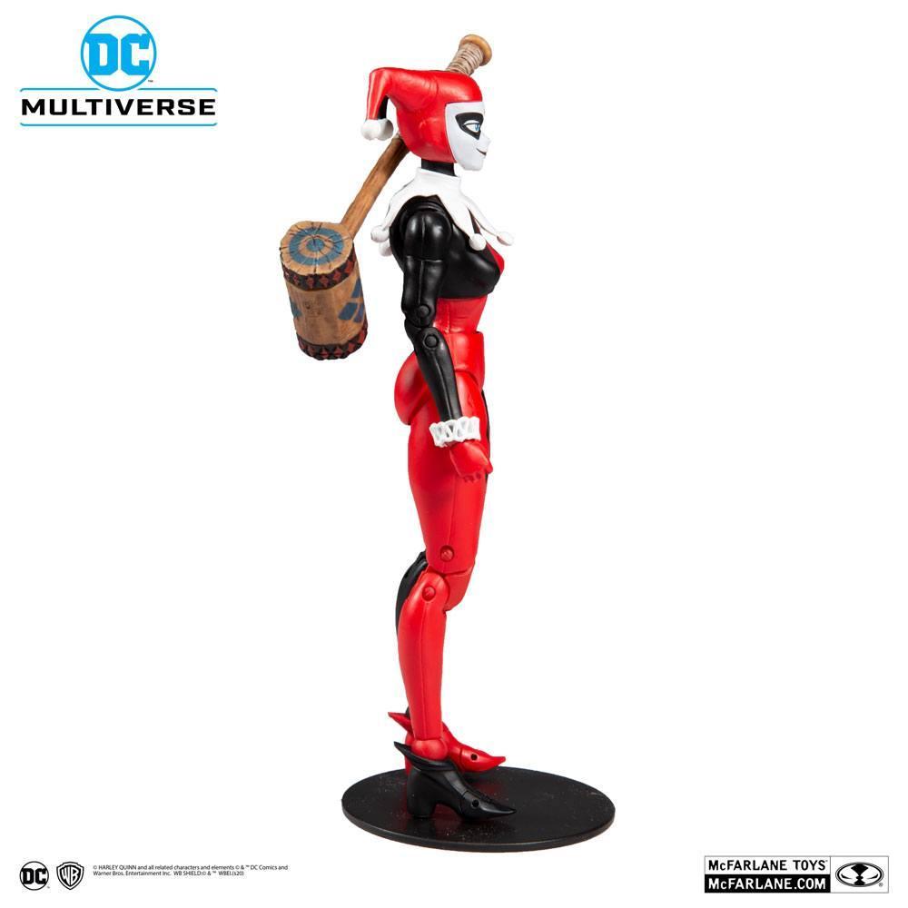 DC REBIRTH - Harley Quinn Classic - Figurine articulée 18cm_4