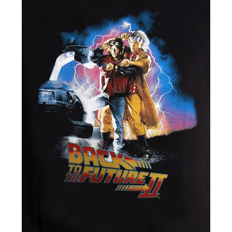 BACK TO THE FUTURE - T-Shirt Poster Back to the Future Part II (S)_3