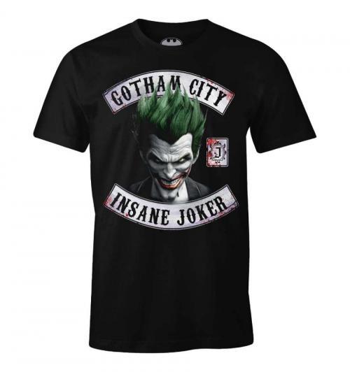 DC COMICS - T-Shirt Insane Joker - The Joker (XL)