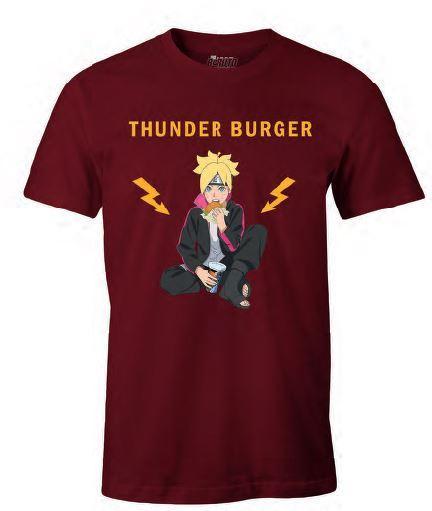 BORUTO - Thunder Burger - T-Shirt homme (S)
