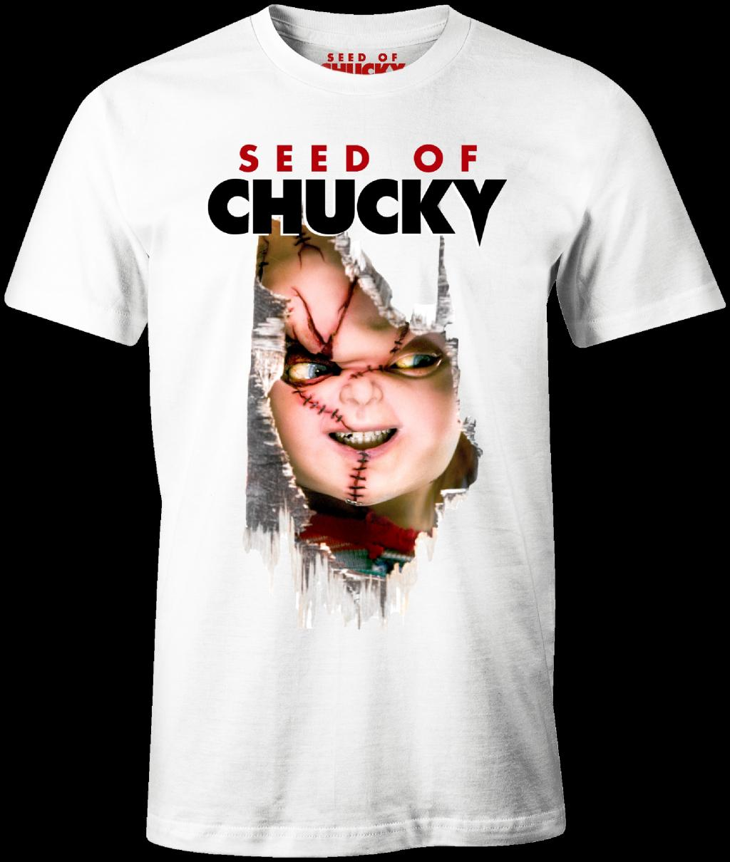 HORROR - T-Shirt Seed of Chucky (S)