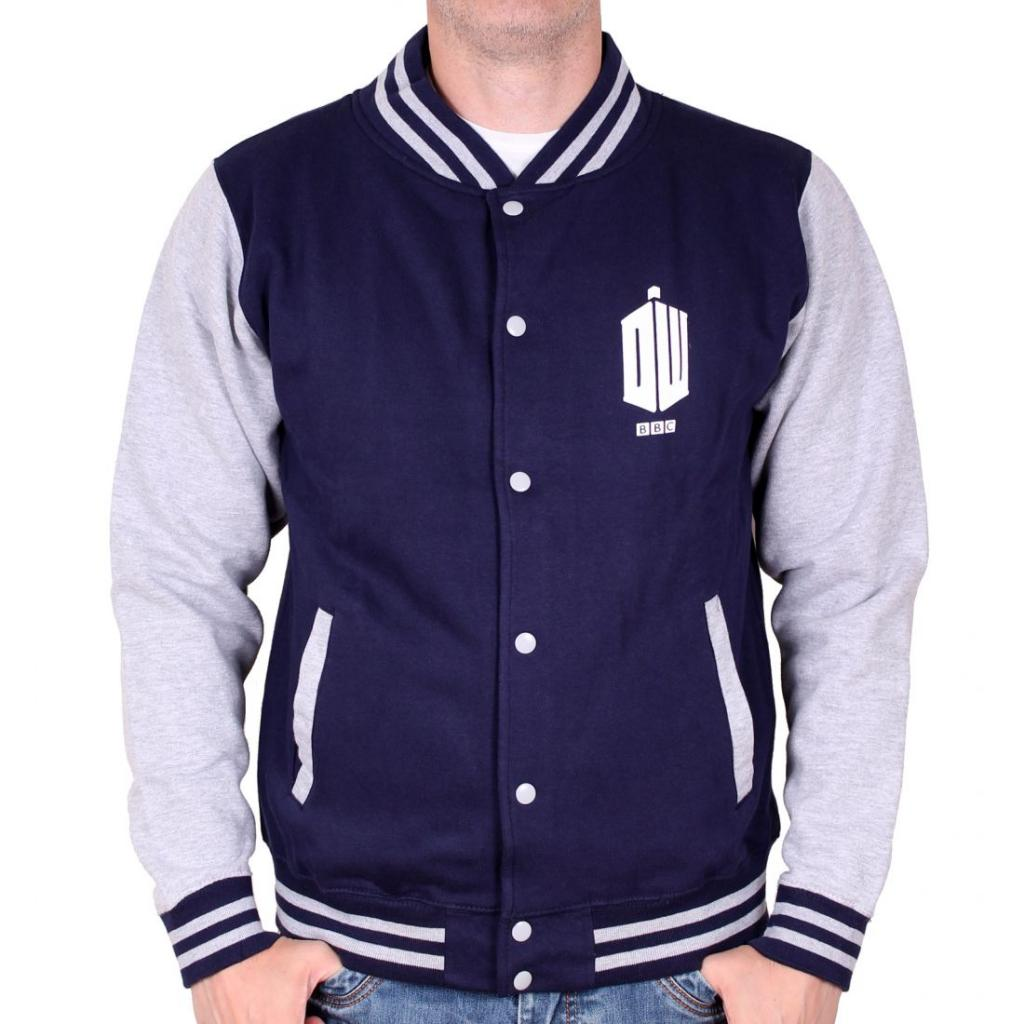 DOCTOR WHO - Blouson Teddy Tradis (L)