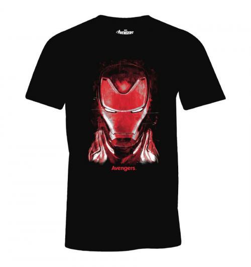 AVENGERS ENDGAME - T-Shirt Iron Man Avenger (S)