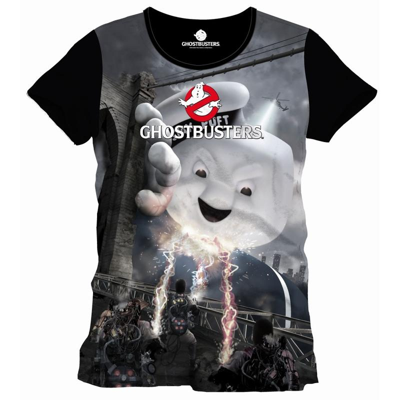 GHOSTBUSTERS - T-Shirt Ghostbusters Sublimation (M)