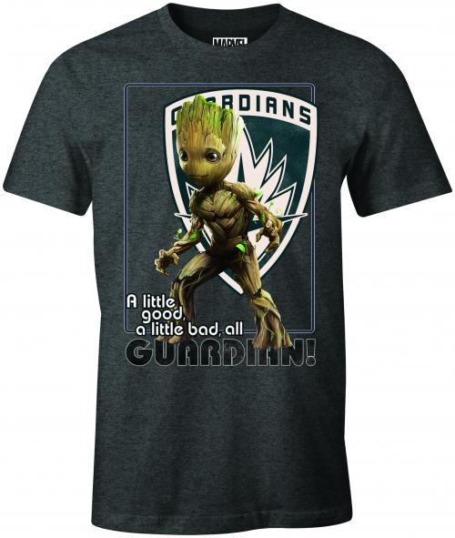 GUARDIANS OF THE GALAXY - T-Shirt Groot all Guardian (S)