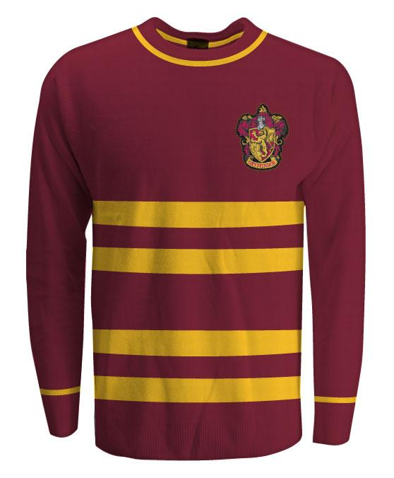 HARRY POTTER - Pull Over - Gryffindor School Uniform (XL)
