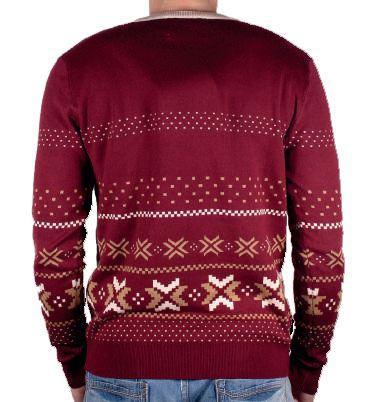 HARRY POTTER  - Sweater Christmas Platform 9 3/4 (XXL)_2