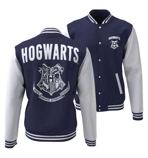HARRY POTTER - Hogwarts - Jacket Teddy (L)