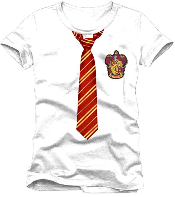 HARRY POTTER - T-Shirt Gryffindor Disguise (M)_1