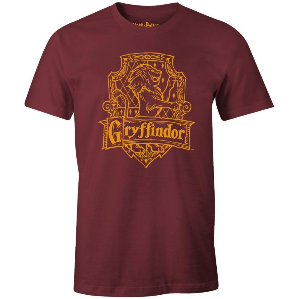 HARRY POTTER - T-Shirt Gryffindor School (L)