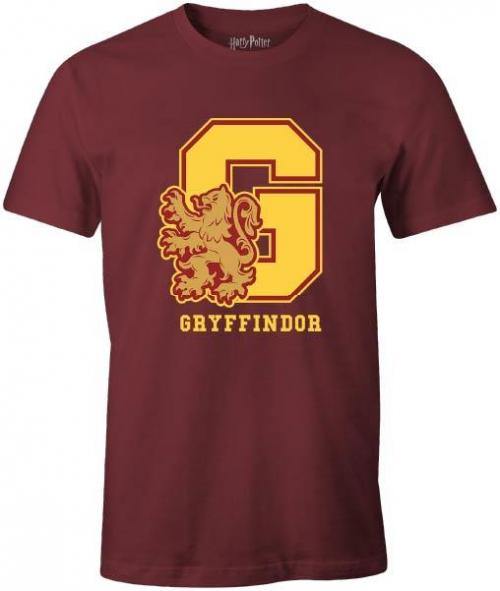 HARRY POTTER - T-Shirt G Gryffindor (S)