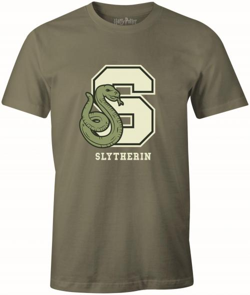 HARRY POTTER - T-Shirt S Slytherin (S)