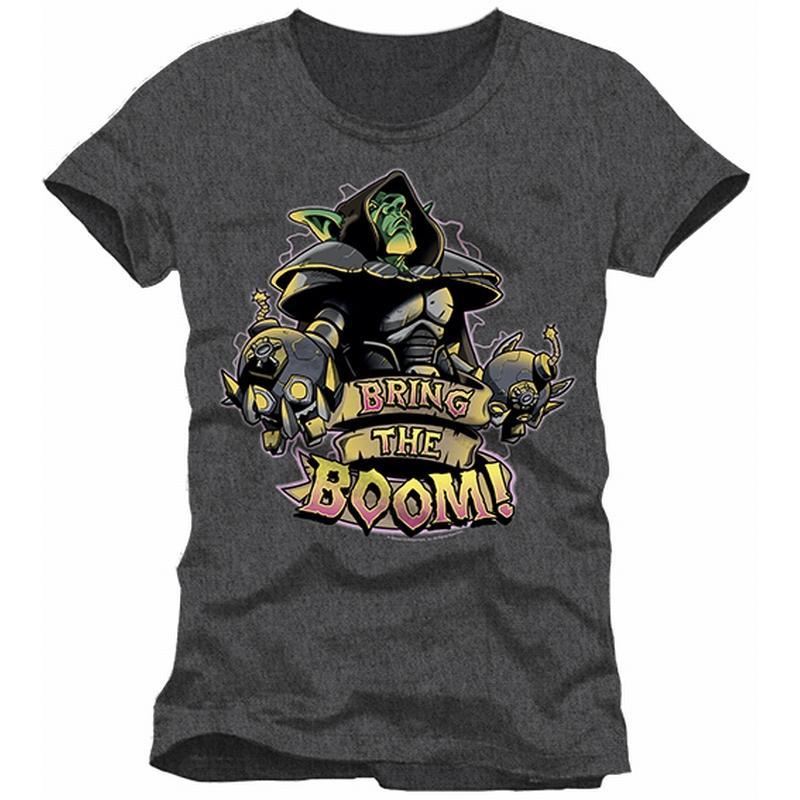 HEARTHSTONE - T-Shirt Bring the Boom (L)