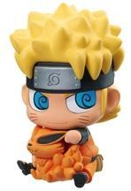 NARUTO - Figurine Vinyl Mascot - Naruto & Kurama - 15 cm  'Megahouse'