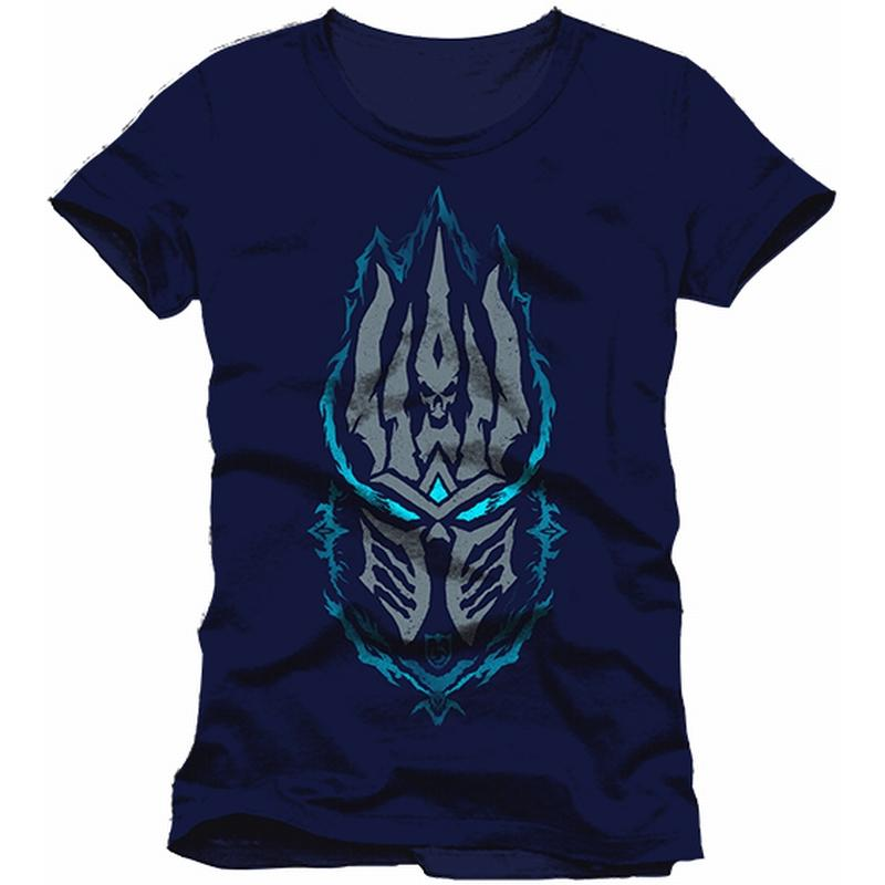 HEROES OF THE STORM - T-Shirt Lord of the Scourge (L)