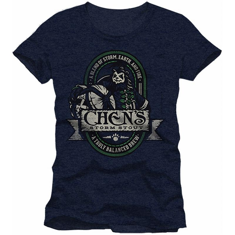 HEROES OF THE STORM - T-Shirt Chen (S)